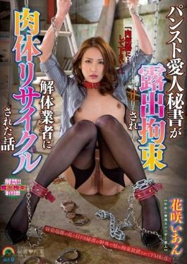 Pantyhose Mistress Secretary Is Flesh Recycling To Dismantlers Are Exposed Restraint Story Hanasaki Comfort